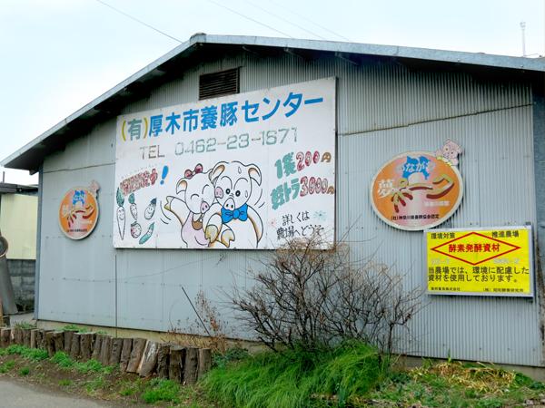 厚木市養豚センター