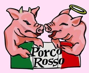 南イタリア家庭料理PORCO ROSSO