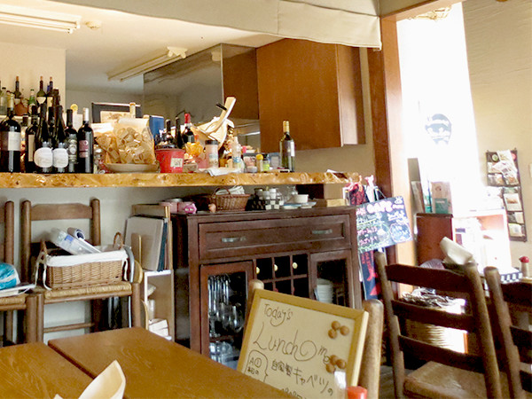 南イタリア家庭料理 PORCO ROSSO外観