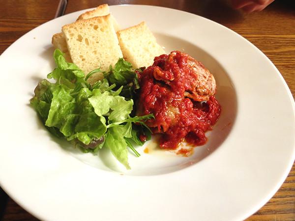 南イタリア家庭料理 PORCO ROSSO料理