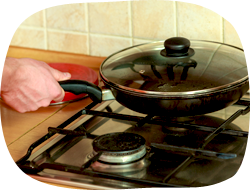 臼井農産 フライパンで調理(ふっくら焼き上げるコツ)